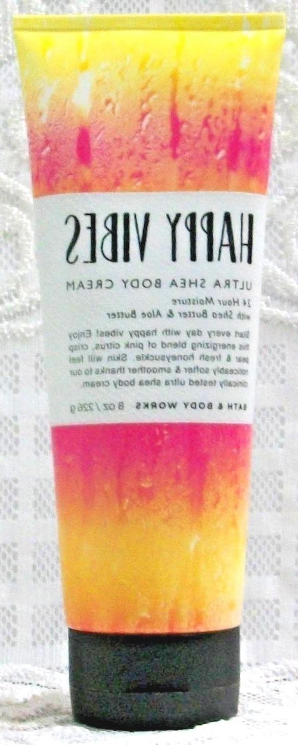 bath and body works happy vibes ultra