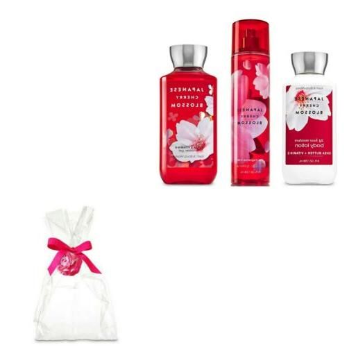 bath and body works japanese cherry blossom