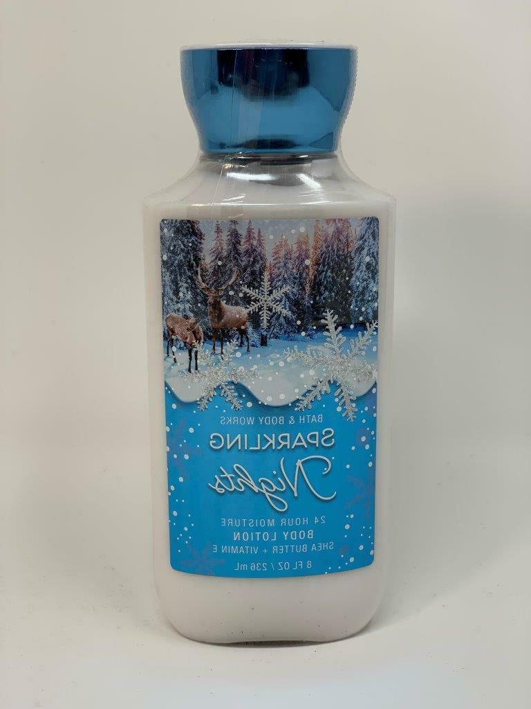 bath and body works sparkling nights body