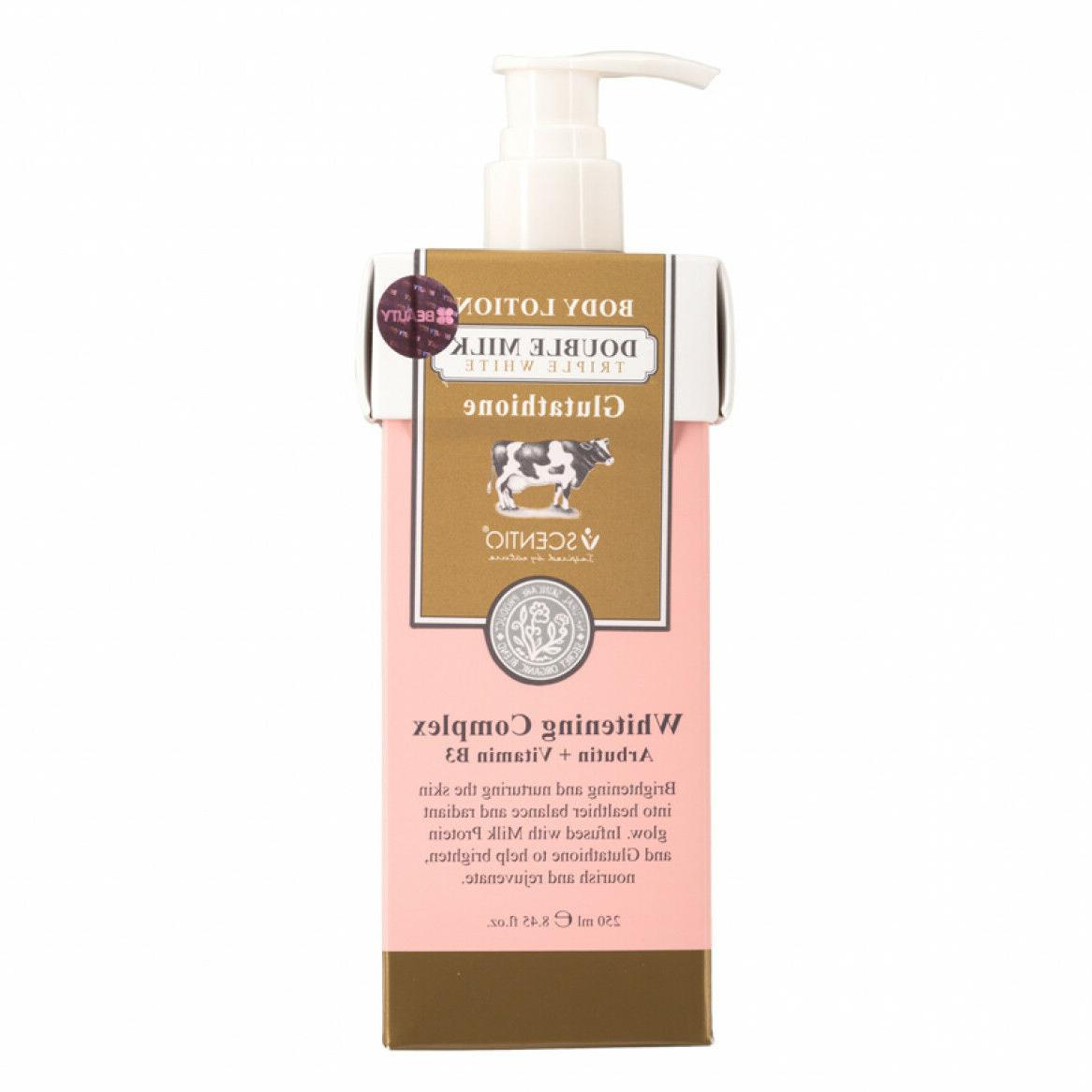 Scentio Buffet Lotion 250 ml. Tracking