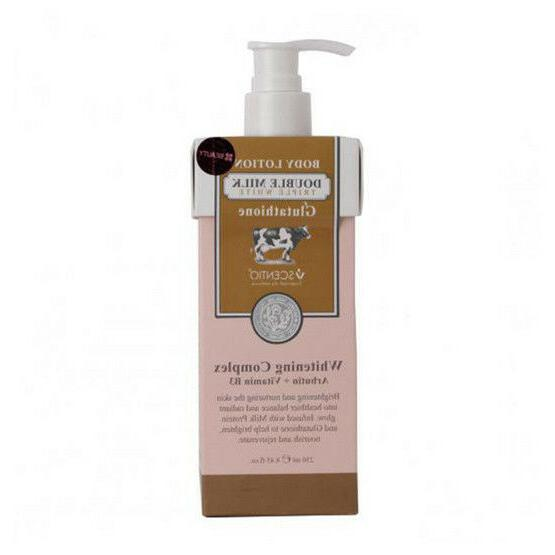 Scentio Beauty Lotion 250 Tracking