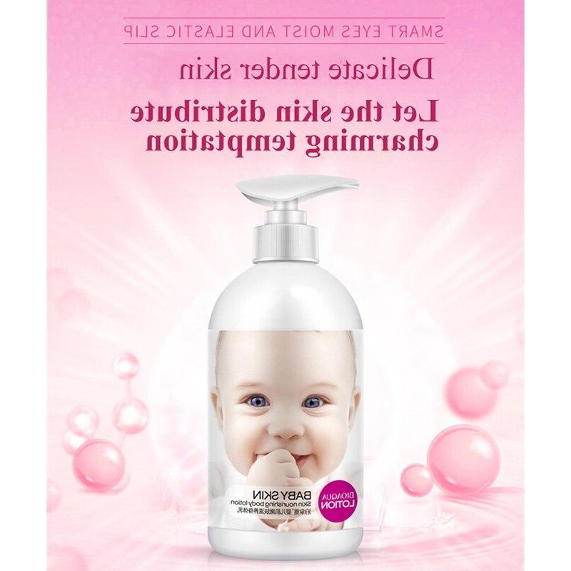 BIOAQUA Baby Tender <font><b>Body</b></font> Nourishing Moisturizing Smoothing Firming Care Dry Skin 250ML