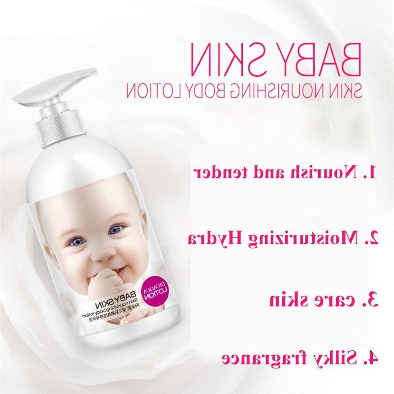 BIOAQUA Baby Skin <font><b>Body</b></font> Nourishing Whitening Moisturizing Firming Skin Care <font><b>Body</b></font> Dry