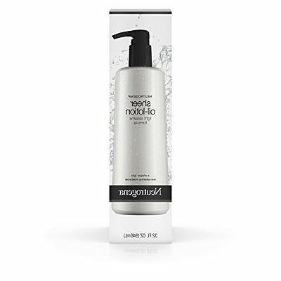 body light sesame oil lotion for dry