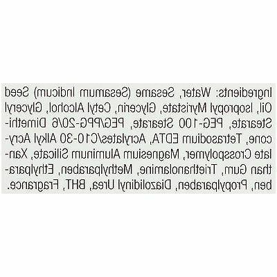 Neutrogena Sesame Formula, Fl. Oz
