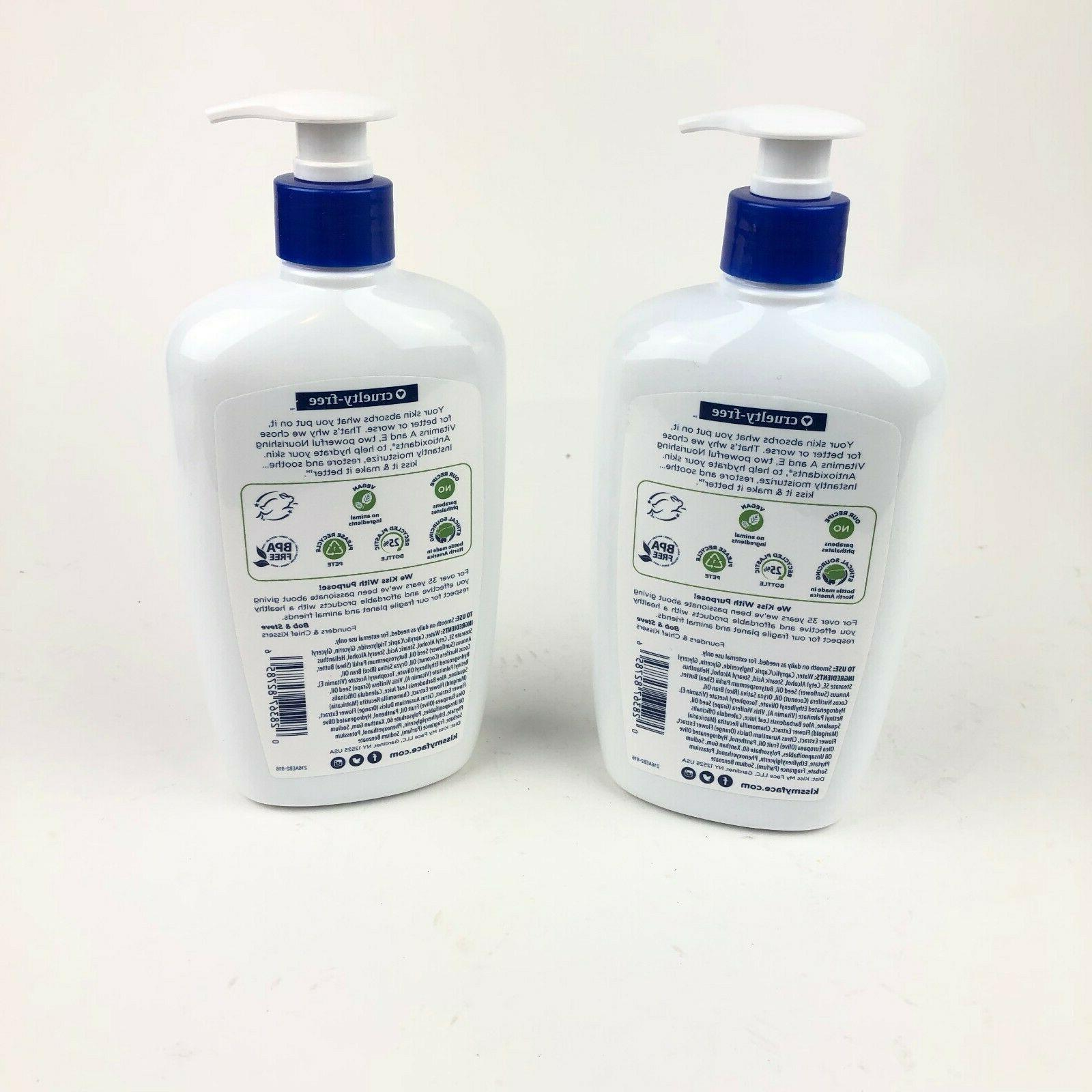Kiss My Face Body Lotion E Vegan 16 Discontinued