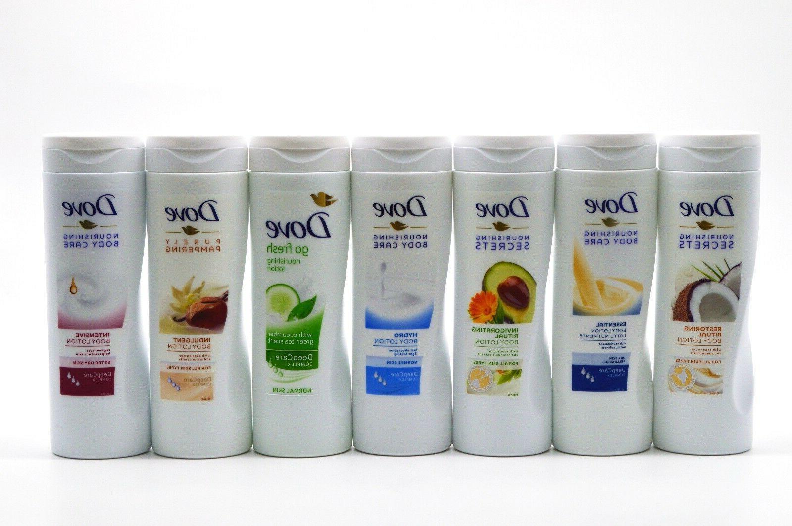 Dove Body Nourishing 400ML 4 Packs