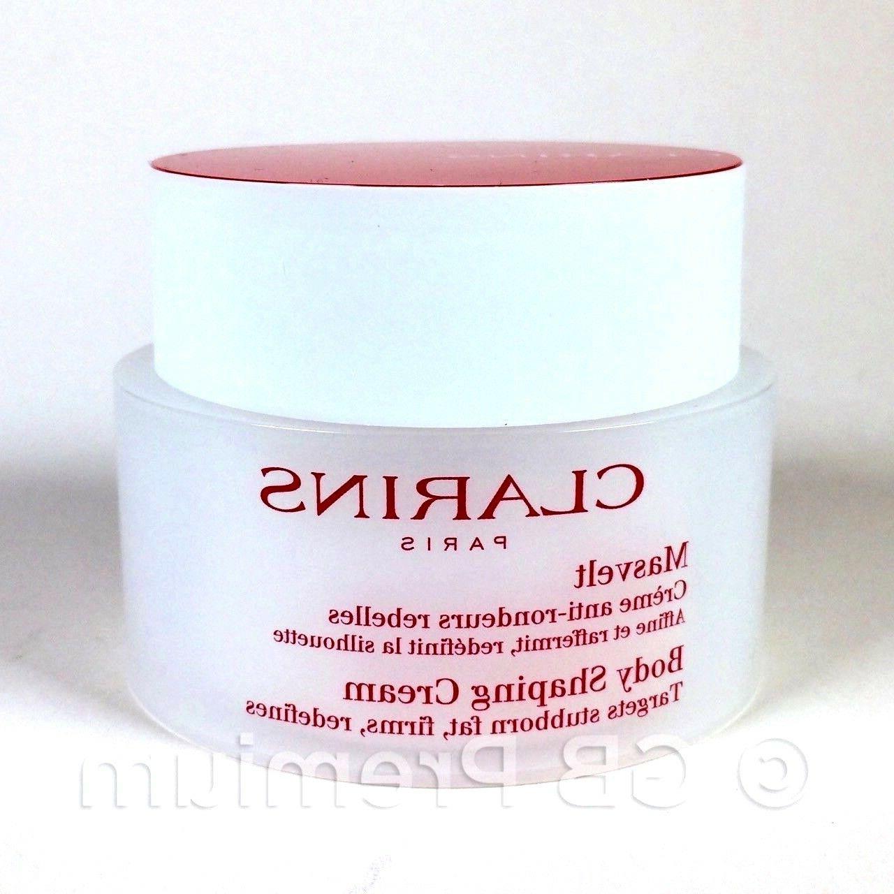 CLARINS Body Shaping Cream 6.4 oz/200ml NEW in Box, Sealed