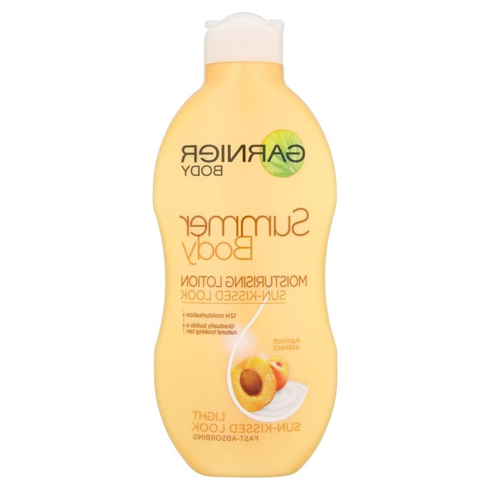 body summer moisturising lotion light sun kissed