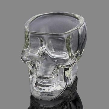 bright maneuver clear head glass