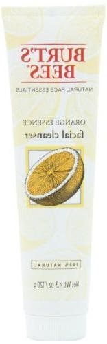 Burts Facial Clsr Orange Size 4.34z Burt'S Bees Orange Essen