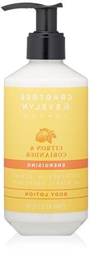 Crabtree & Evelyn Citron & Coriander Body Lotion, 8.5 fl. oz
