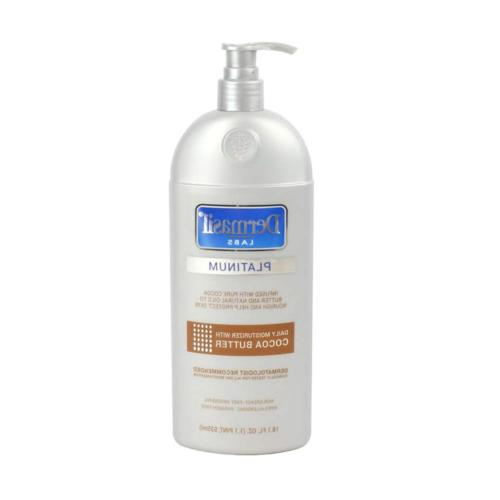 Cocoa Butter Face Moisturizing Lotion | Dry Skin Body Lotion