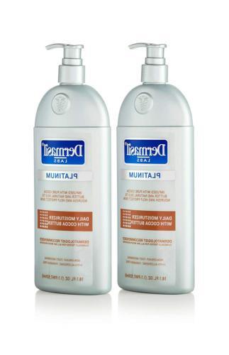 Cocoa Butter Moisturizer Body Lotion - Dermasil Labs Dermato