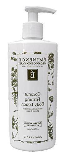 Eminence Organics Coconut Firming Body Lotion 8 oz by Eminen