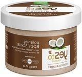 Yes To Coconuts Polishing Body Scrub - 10 oz