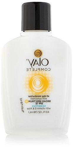 Olay Complete All Day Moisturizer With Sunscreen Broad Spect
