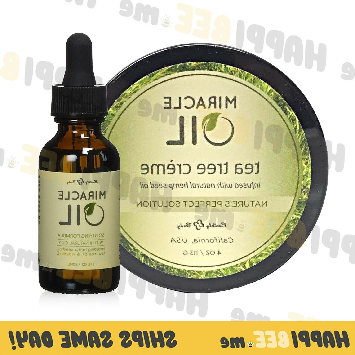 daily miracle oil creamtriple strength intensive body