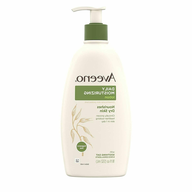 body lotion daily moisturizing nourish dry skin