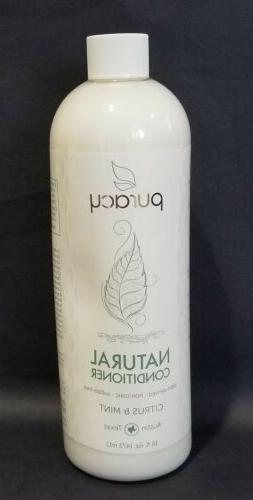Puracy Natural Conditioner, Hypoallergenic, Non-Toxic, All H