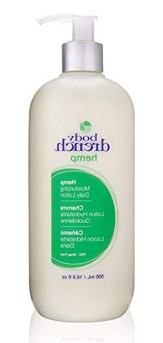 Body Drench Hemp Lotion 16.9 Oz by Jubujub