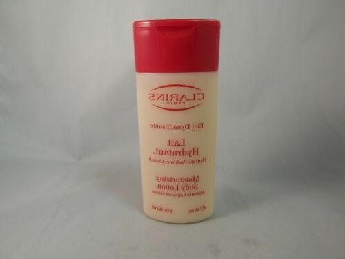 eau dynamisante moisturizing body lotion by 60ml