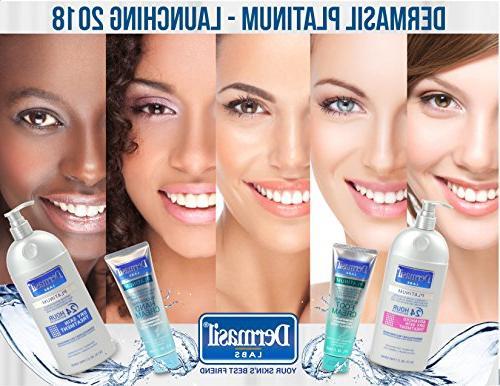 Dermasil Cocoa Butter Day Body Moisturizer for Softening Dry Skin, Labs – Level
