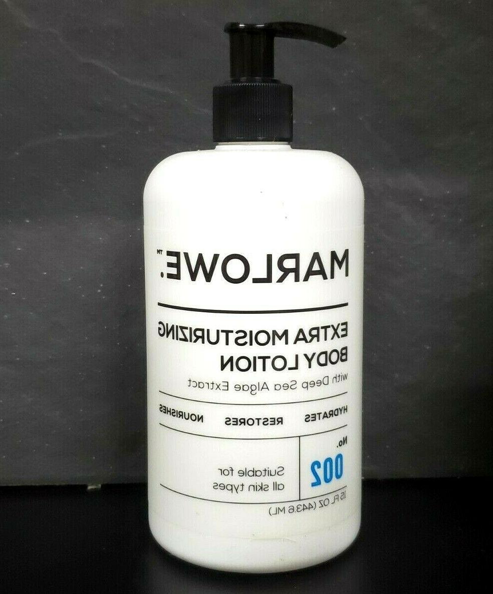 extra moisturizing