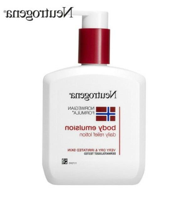 formula body emulsion lotion 310 ml