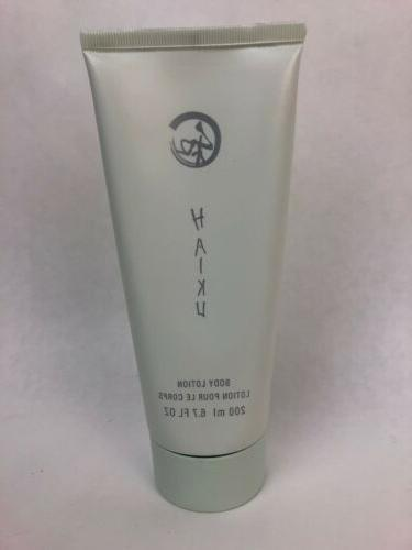 haiku moisturizing body lotion 6 7 fl