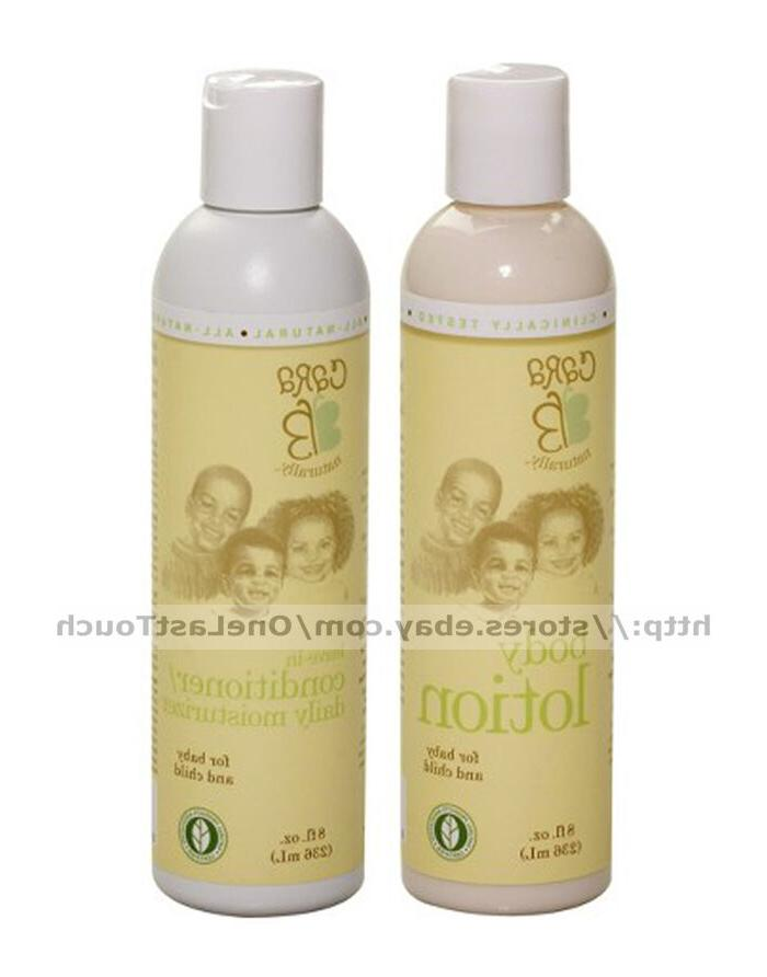 *CARA B Naturally HAIR & BODY For Baby and Child PARABEN-FRE