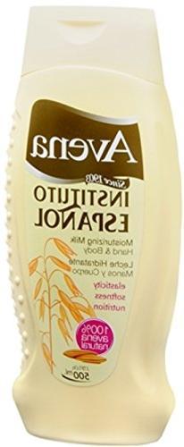 Avena Hand & Body Lotion 17 oz - Locion Para Manos Y Cuerpo