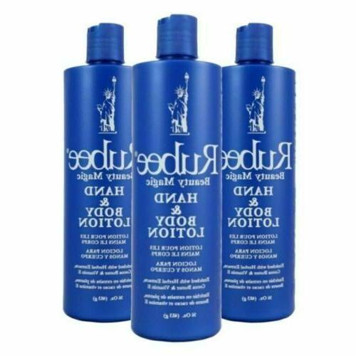 hand and body lotion pack of 3