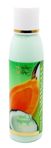 Hawaii Forever Florals Body Lotion 4 Bottles 4 oz. Each Coco