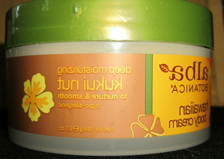 ALBA Hawaiian cream - kukui 6.5 oz