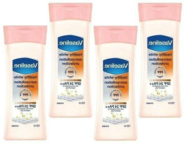 healthy white sun pollution protection spf 24