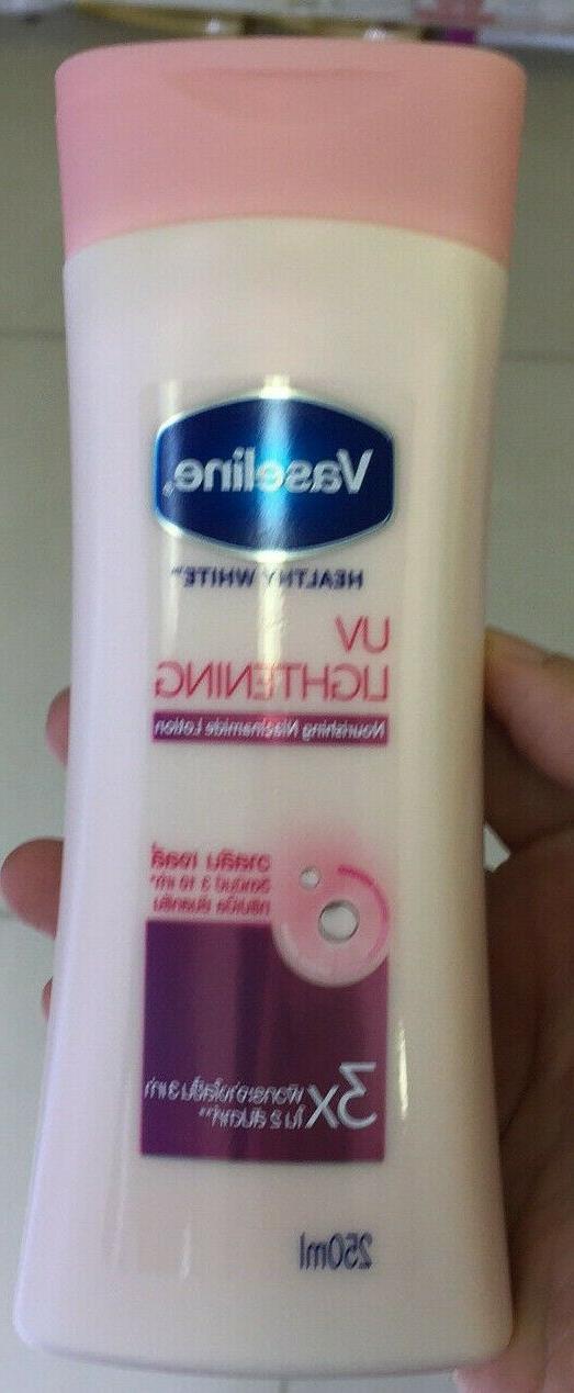 Vaseline Healthy White UV Lightening Body Lotion 250ml