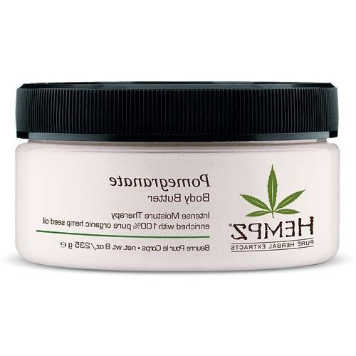 HEMPZ by Hempz POMEGRANATE HERBAL BODY BUTTER 8OZ