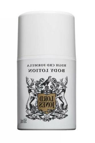 high cbd formula body lotion 50ml 1