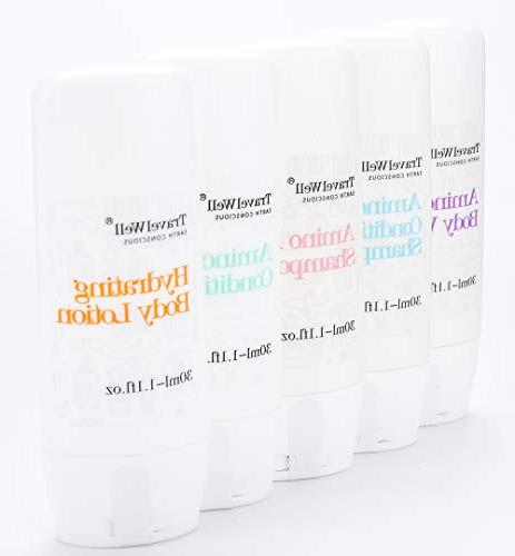 TRAVELWELL Size Guest Body Lotion 1.0 Fl Oz/30ml, Individually 50