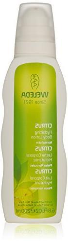 Weleda Hydrating Body Lotion Citrus 6.8 fl oz
