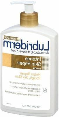 Lubriderm Intense Skin Repair Body Lotion, 16 Ounce …