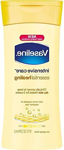 Vaseline Intensive Care Body Lotion, Dry Skin Repair - 6 PK