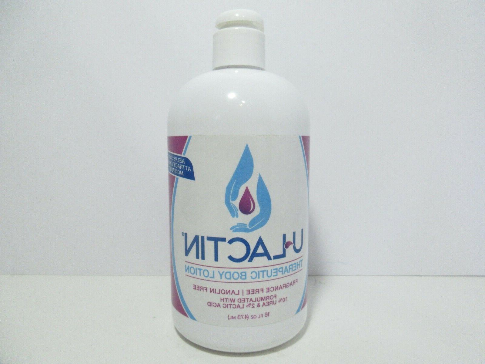 Allerderm U-Lactin Therapeutic Body Lotion 16 fl oz.