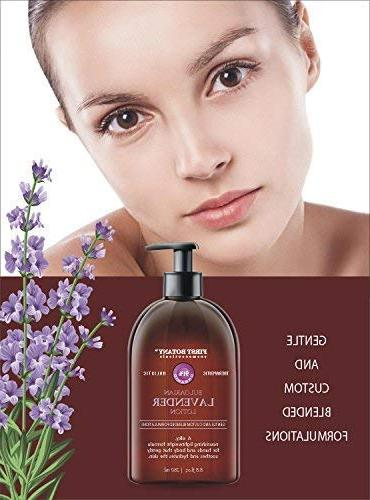 Lavender Crème lotion 9 Organic, Moisturizing, Hydrating, Anti aging and - lotion for and women that hairs and feet.