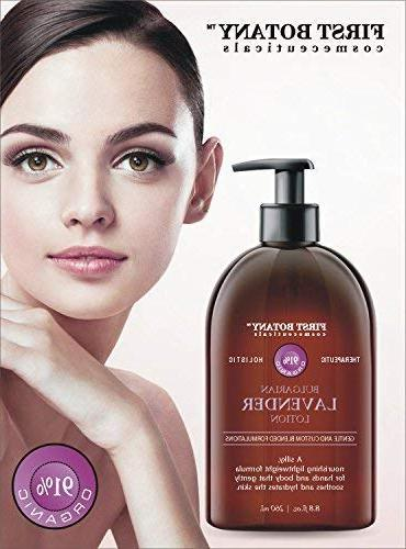 Lavender Oil 9 fl - Organic, Moisturizing, aging - the lotion for and women works your hairs