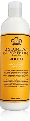 Nubian Heritage Body Lotion Lavender & Wildflower, Lavender