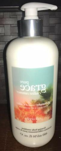 PHILOSOPHY Limited Pure Grace Endless Summer Firming Body