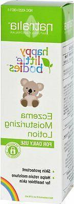 Happy Little Bodies Eczema Lotion - Natralia - Moisturizing