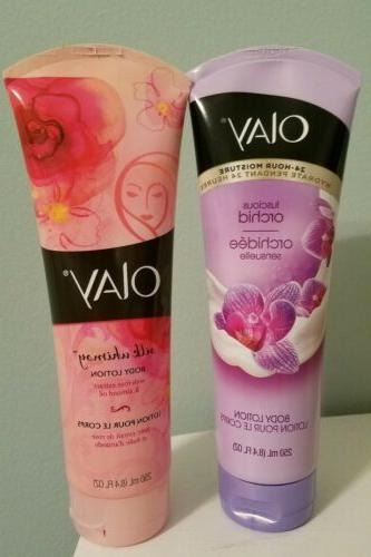 lot 2 luscious orchid body lotion 24